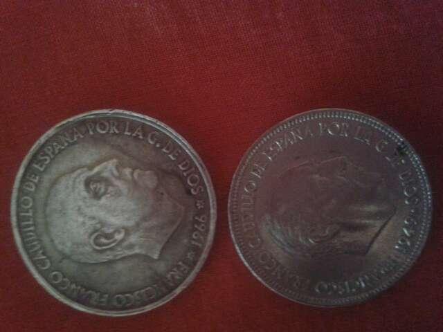 Imagen Monedas Franco Originales