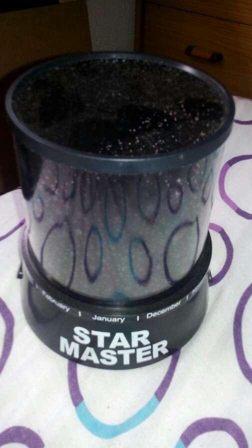 Imagen producto Lampara STAR MASTER 1