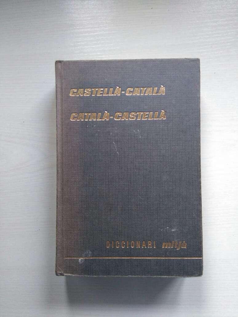 Imagen diccionario castellano-catalán