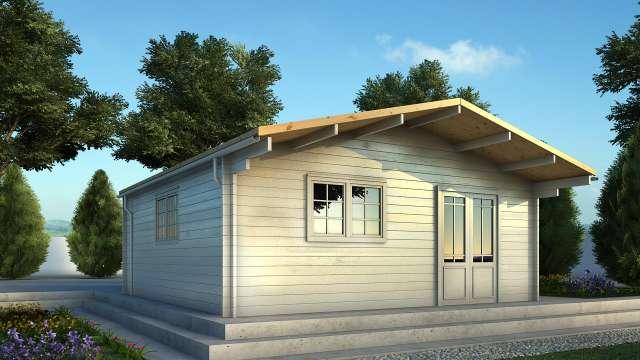 Imagen Casas de madera en kit