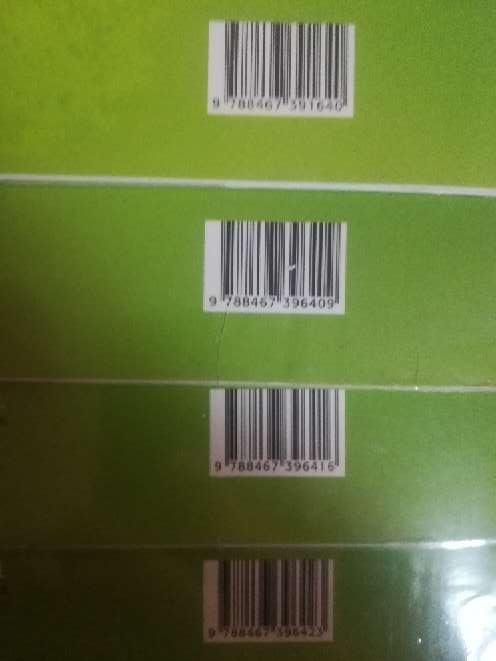 Imagen producto 4 libros de Natural Sciences 5° primaria Oxford  2