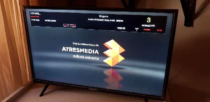 Imagen Tv Thomson Smart