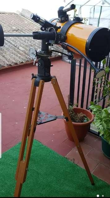 Imagen telescopio