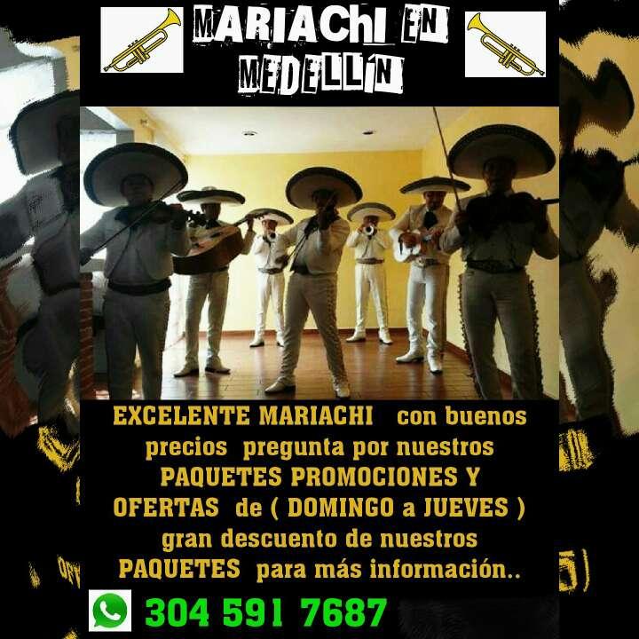 Imagen excelente mariachi desde 155.000 Medellín