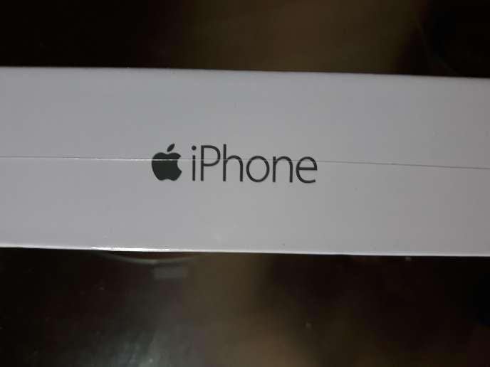 Imagen iphone 6 precintado nuevo