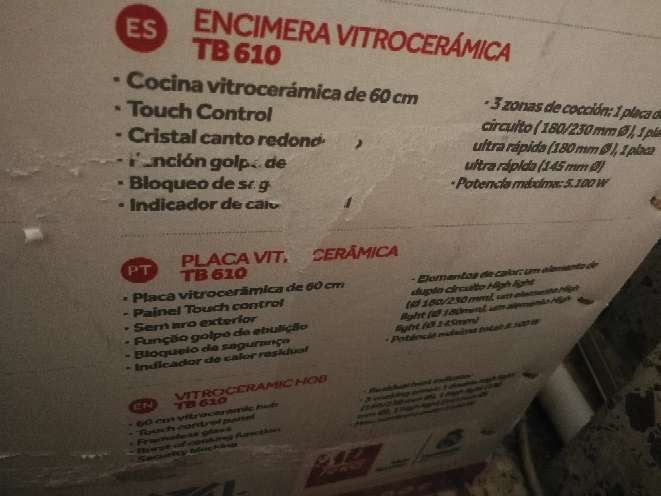 Imagen Horno I encimera