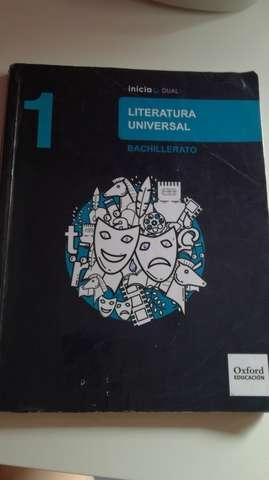 Imagen Libros de texto 1° Bachillerato
