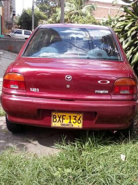 Imagen producto Vendo un carro 2