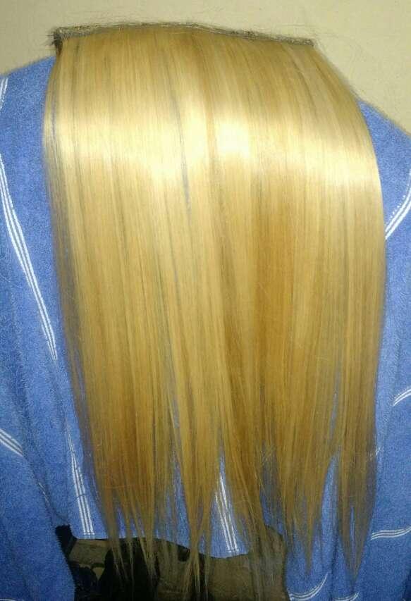 Imagen Cortina para el cabello