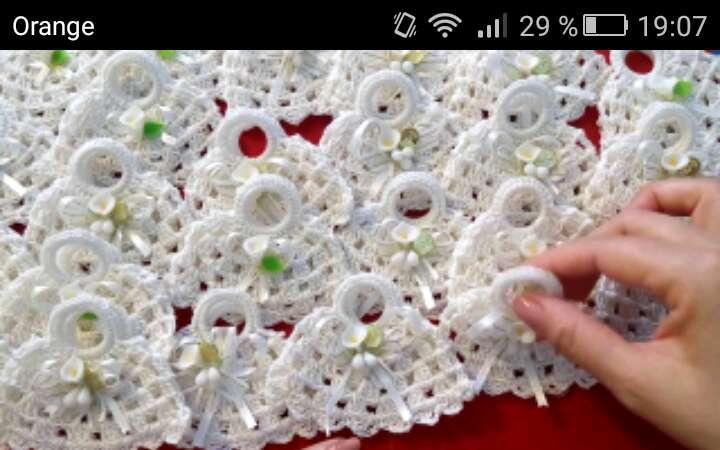 Imagen hecho a crochet