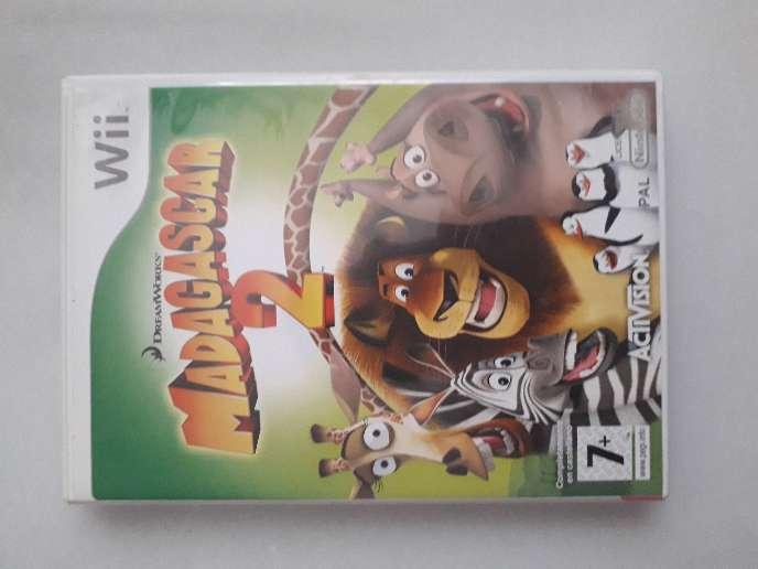 Imagen Madagascar 2 Wii