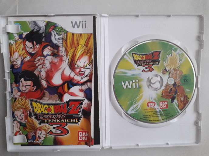 Imagen producto Dragon Ball Wii 2