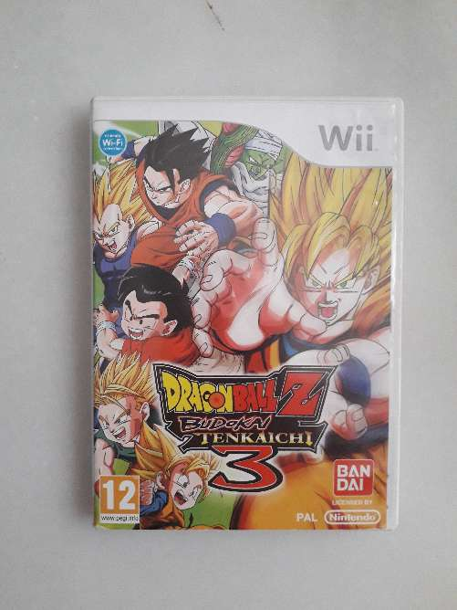 Imagen Dragon Ball Wii