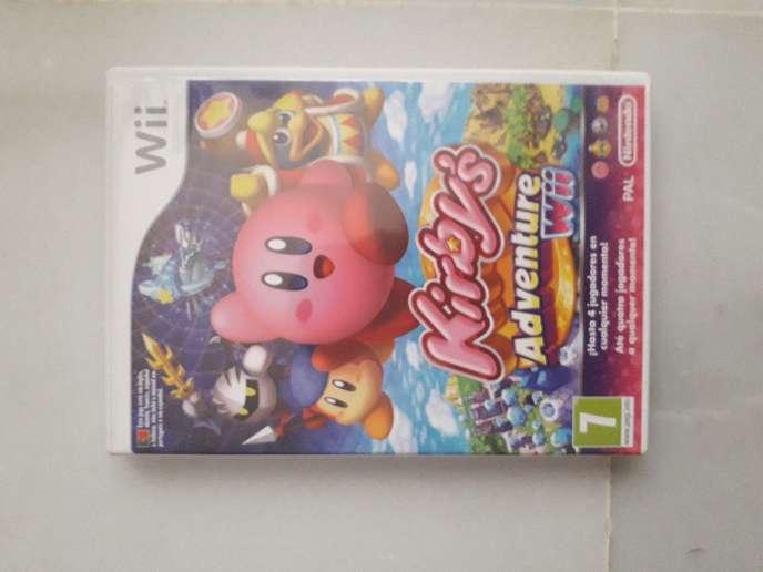 Imagen Kirby Adventure Wii