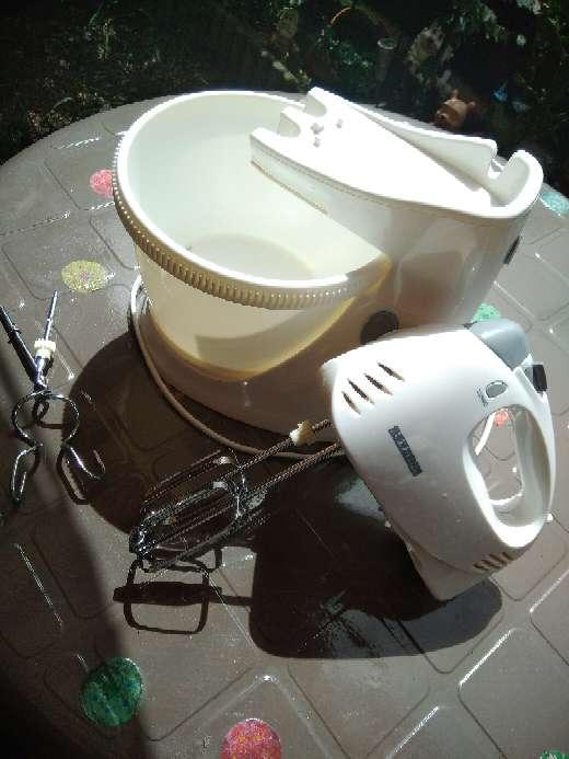 Imagen producto Robot de cocina mezclador y amasador 4