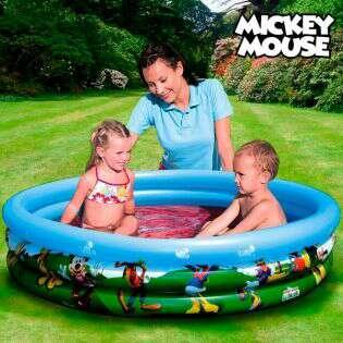 Imagen Piscina Hinchable Mickey Mouse