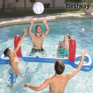 Imagen producto Red Voleibol Hinchable Bestway 1