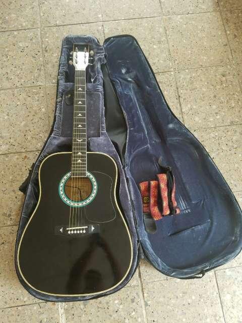 Imagen Guitarra Acústica Esteban Master