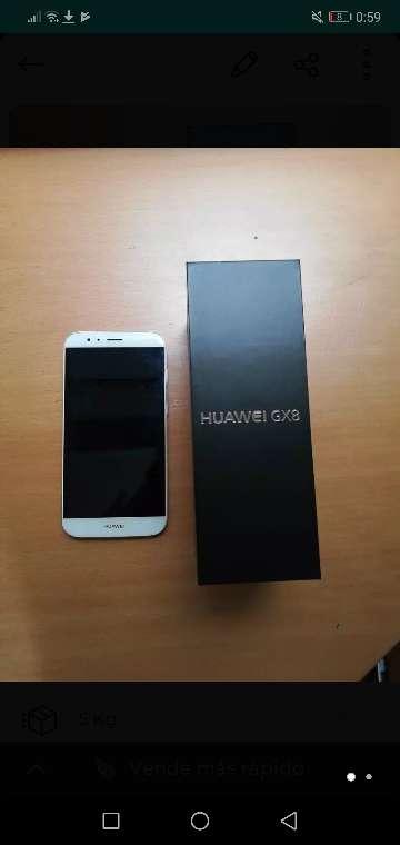 Imagen Huawei Gx8 + 5 fundas