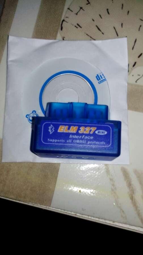 Imagen OBII diagnosis bluetooth para coches