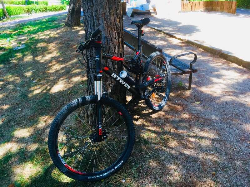 Imagen Bicicleta b'twin rockrider