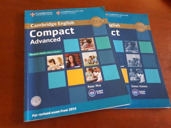 Imagen Cambridge English Compact Advanced