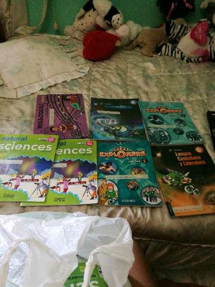 Imagen Libros 5 primaria