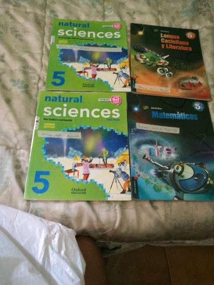 Imagen producto Libros 5 primaria 2