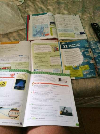 Imagen producto Libros 5 primaria 4