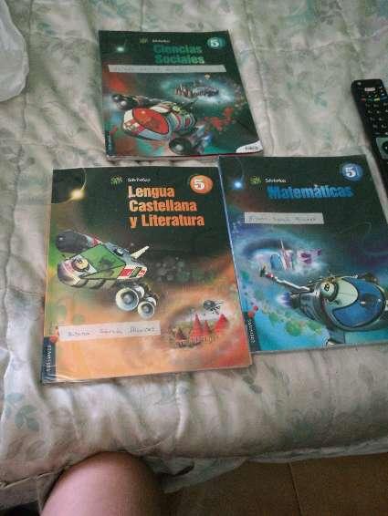 Imagen producto Libros 5 primaria 3