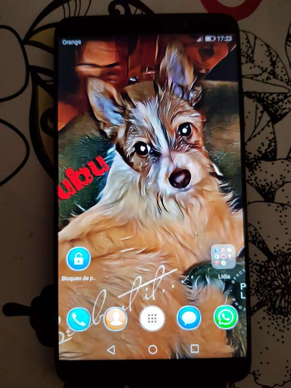 Imagen producto Huawei mate 10 5