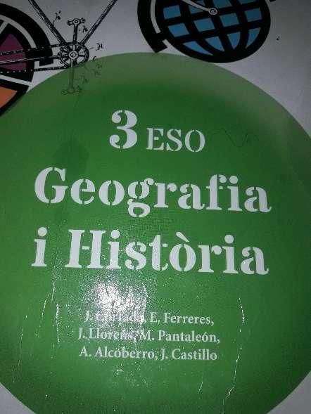 Imagen Compro libros de 3 de la Eso. IES San Pedro y San Pablo