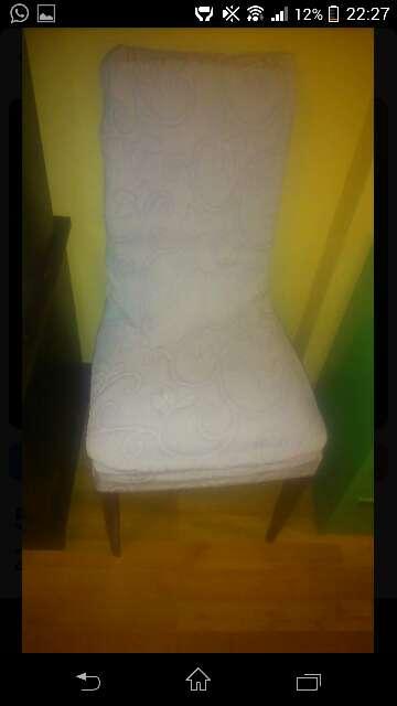 Imagen 2 sillas de comedor