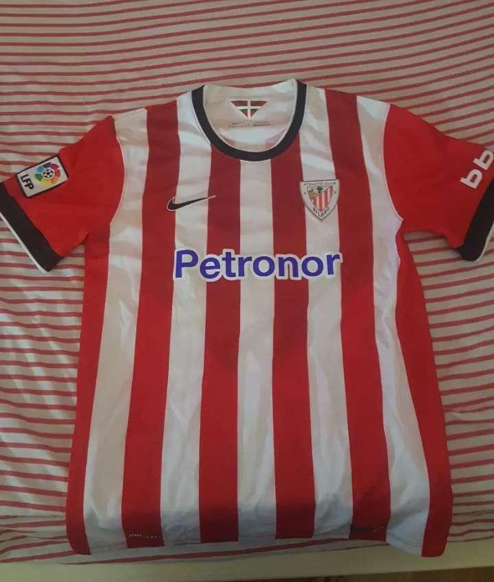 Imagen camiseta del atletic club de bilbao