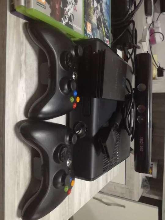 Imagen producto Xbox 360 con kinect  2