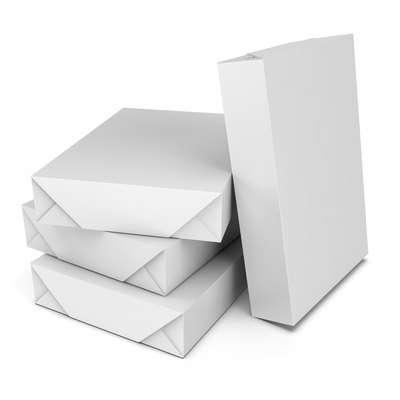 Imagen Caja 5 paquetes folios DIN A4 80 grs
