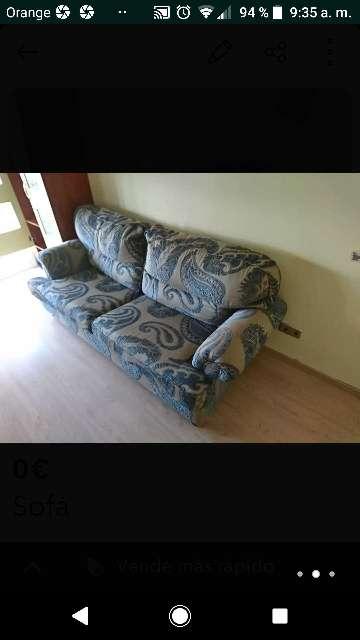 Imagen sofá nuevo