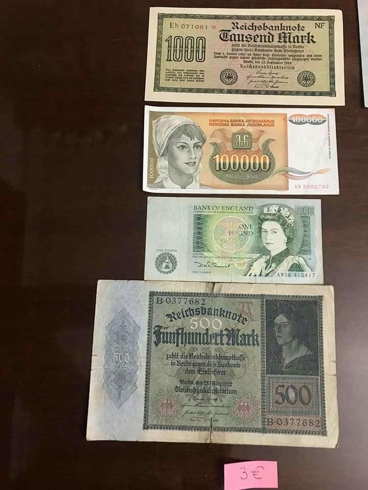 Imagen Billetes I
