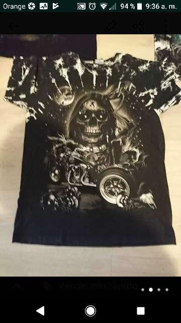 Imagen producto Camisetas calidad tailandesa nuevas 2