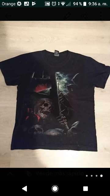 Imagen producto Camisetas calidad tailandesa nuevas 4