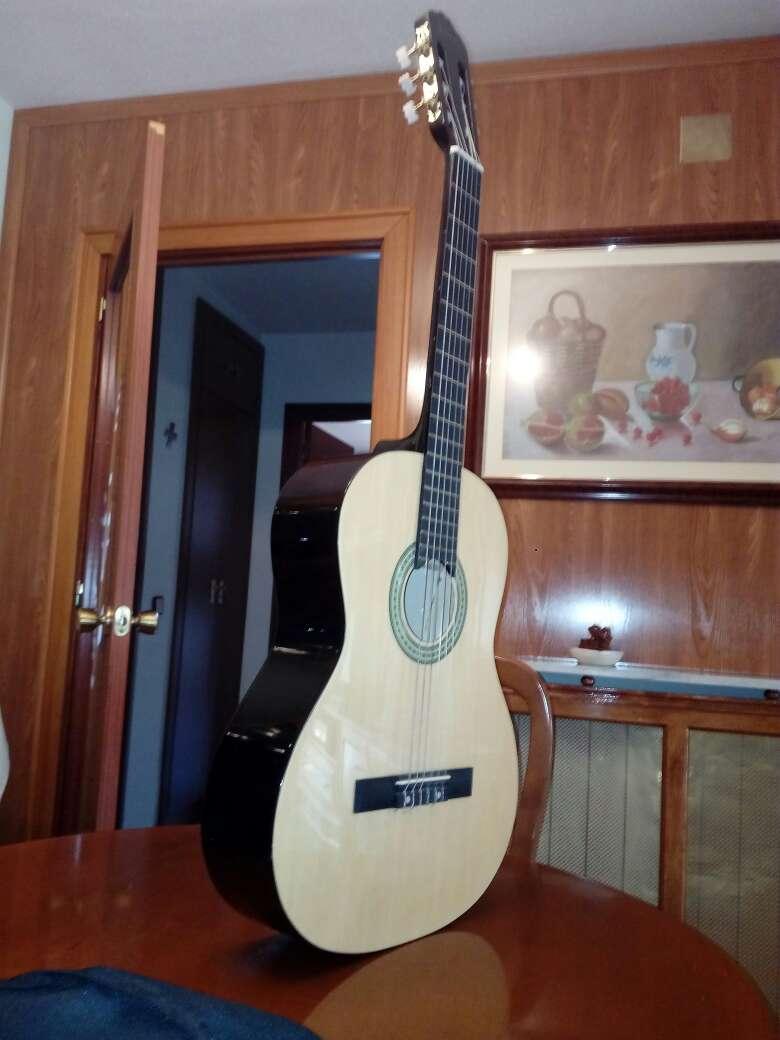 Imagen producto Guitarra clásica española 2