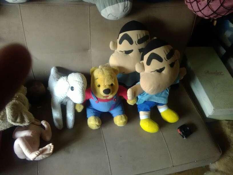 Imagen muñecos peluche