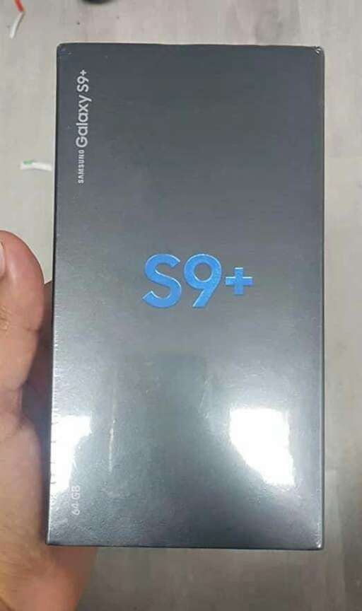 Imagen Samsung s9