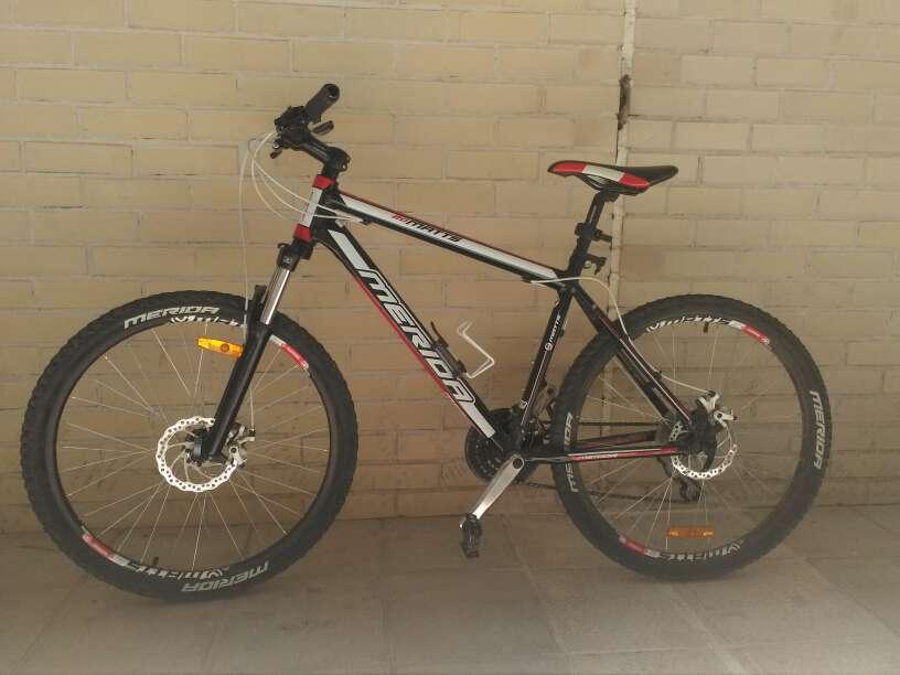 Imagen Bicicleta Mérida 20 Matts