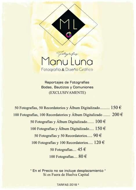 Imagen producto Fotografía Manu Luna 2