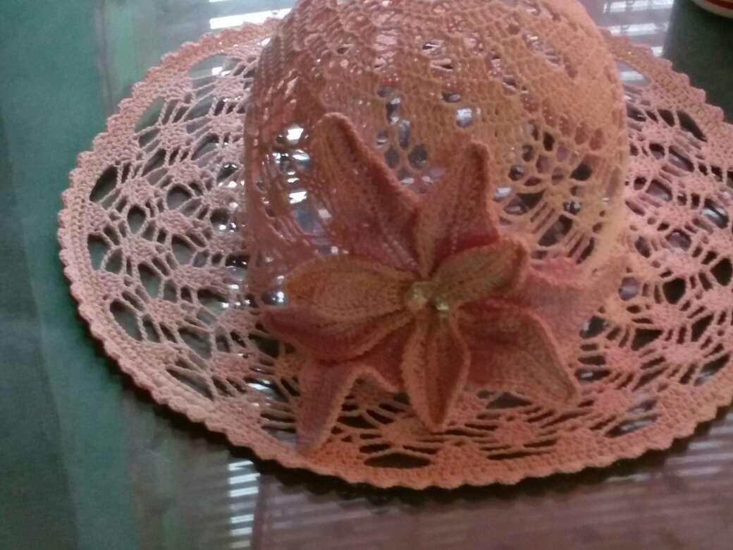 Imagen sombrero de algodoñ puro