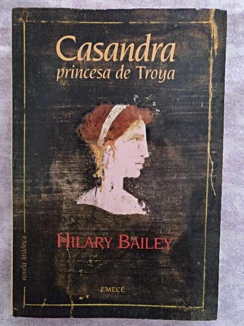 Imagen libro casandra princesa de troya