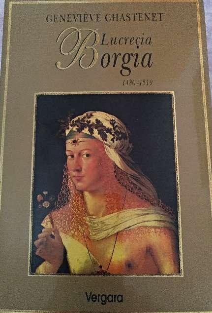 Imagen lucrecia borgia 1480-1519