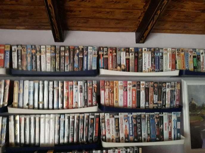 Imagen Películas de vídeo (VHS)