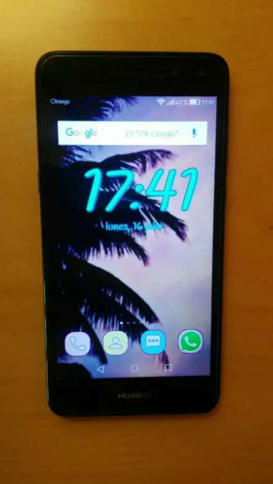 Imagen Huawei y6 2017
